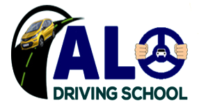 1-A Alo Driving School Logo